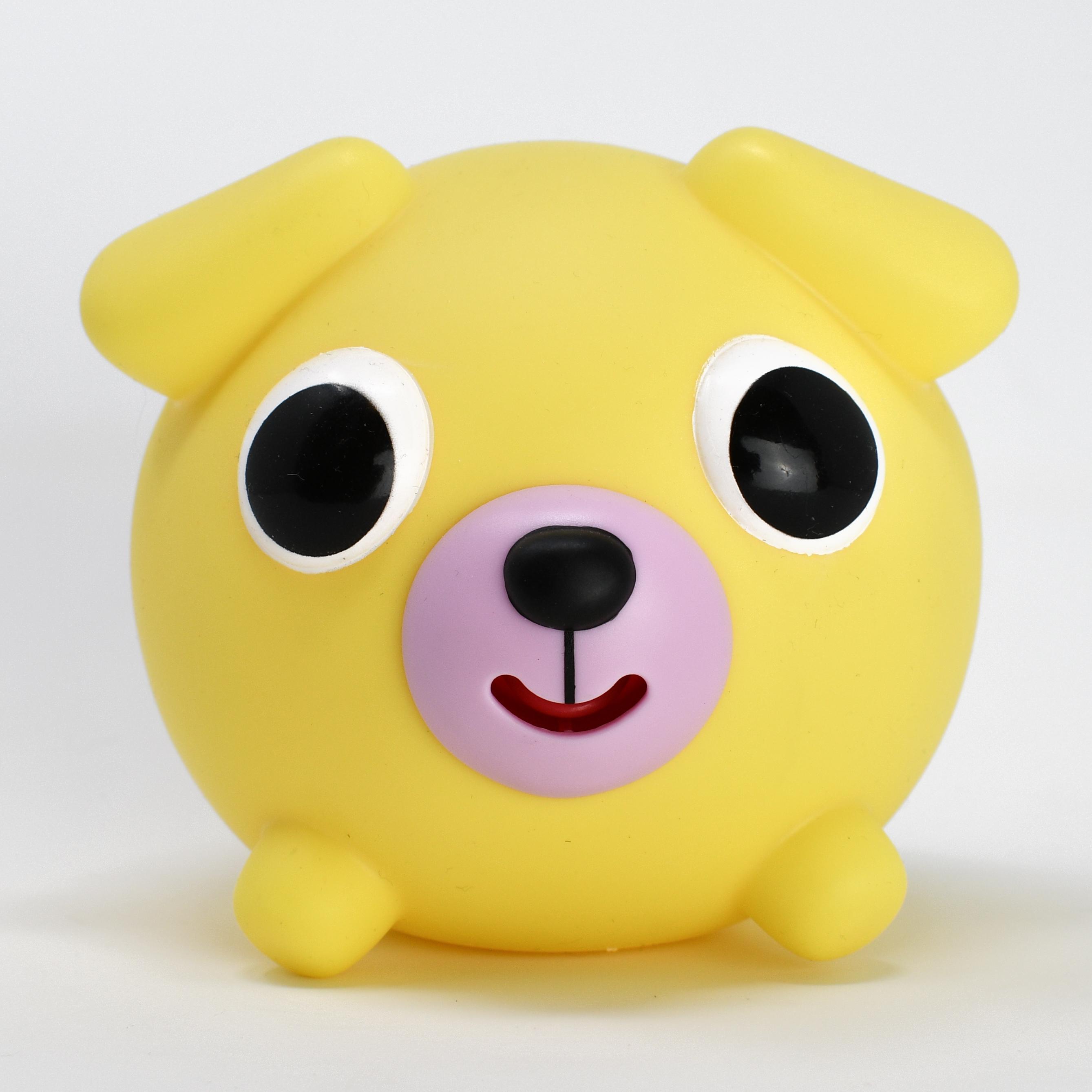 Jabber Ball Yellow Dog-1