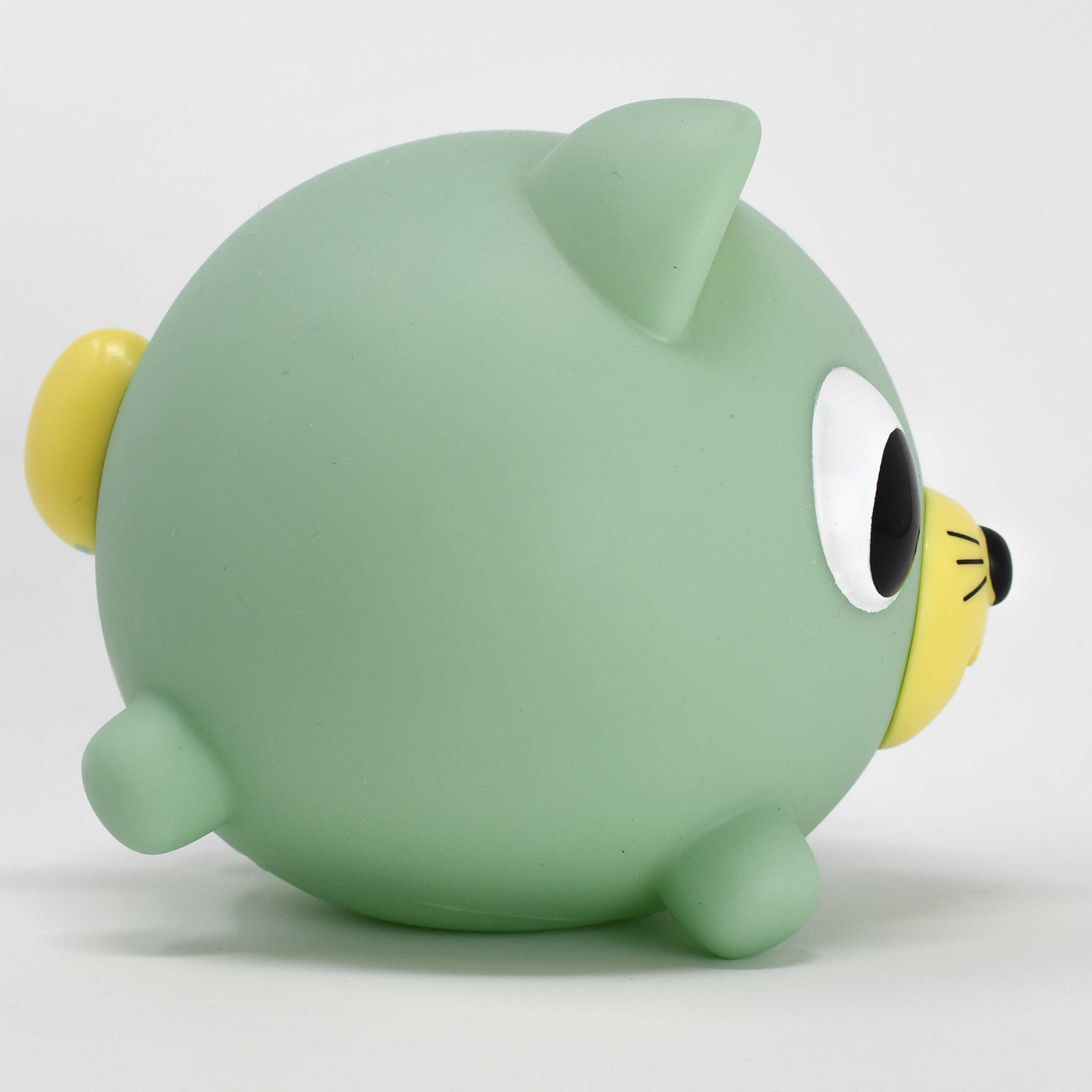 Jabber Ball Green Cat-4