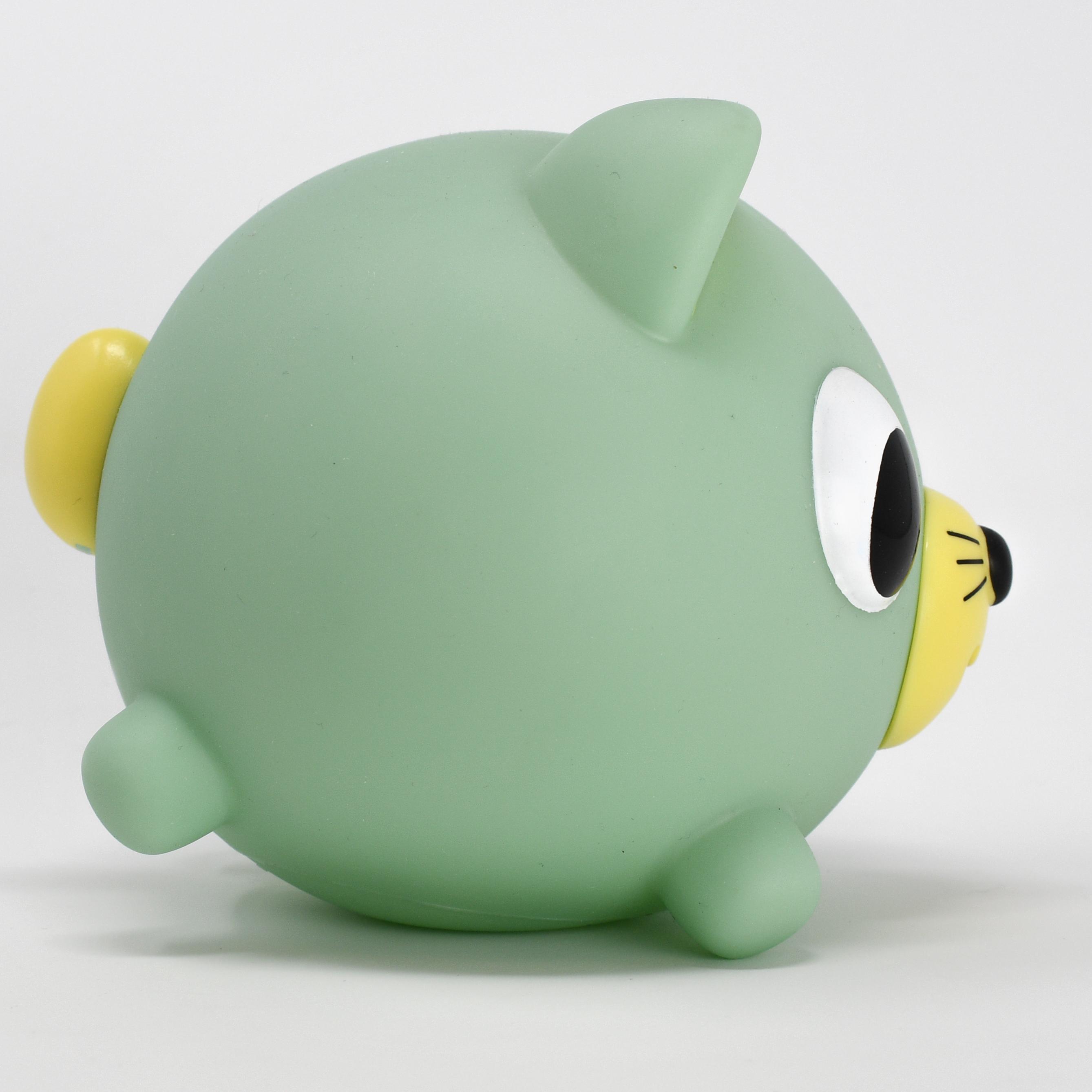 Jabber Ball Green Cat-4