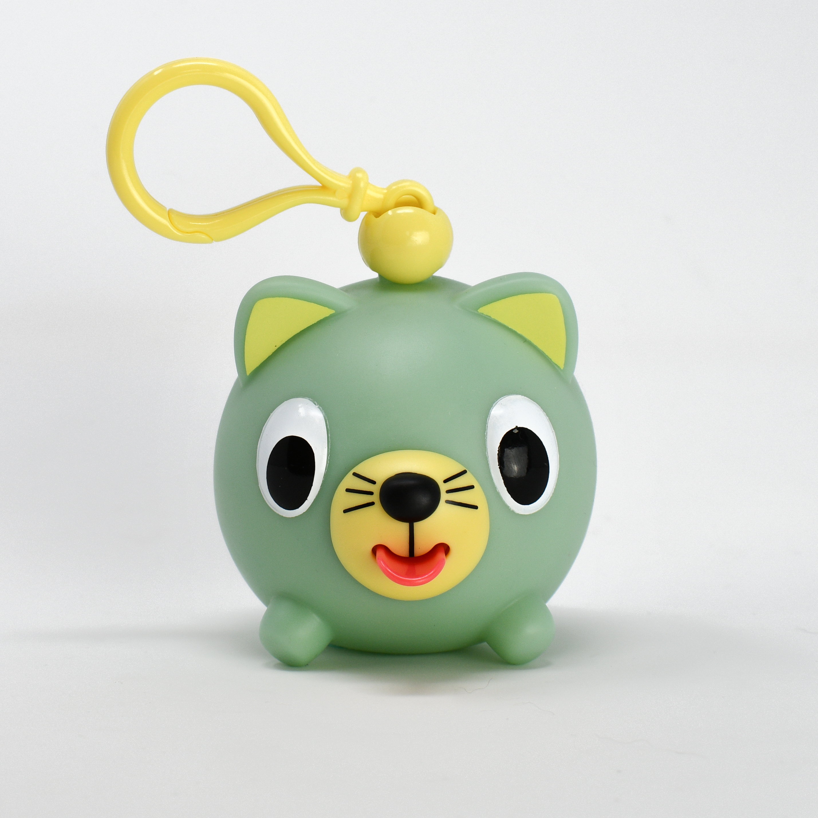Jabber Ball Green Cat-2