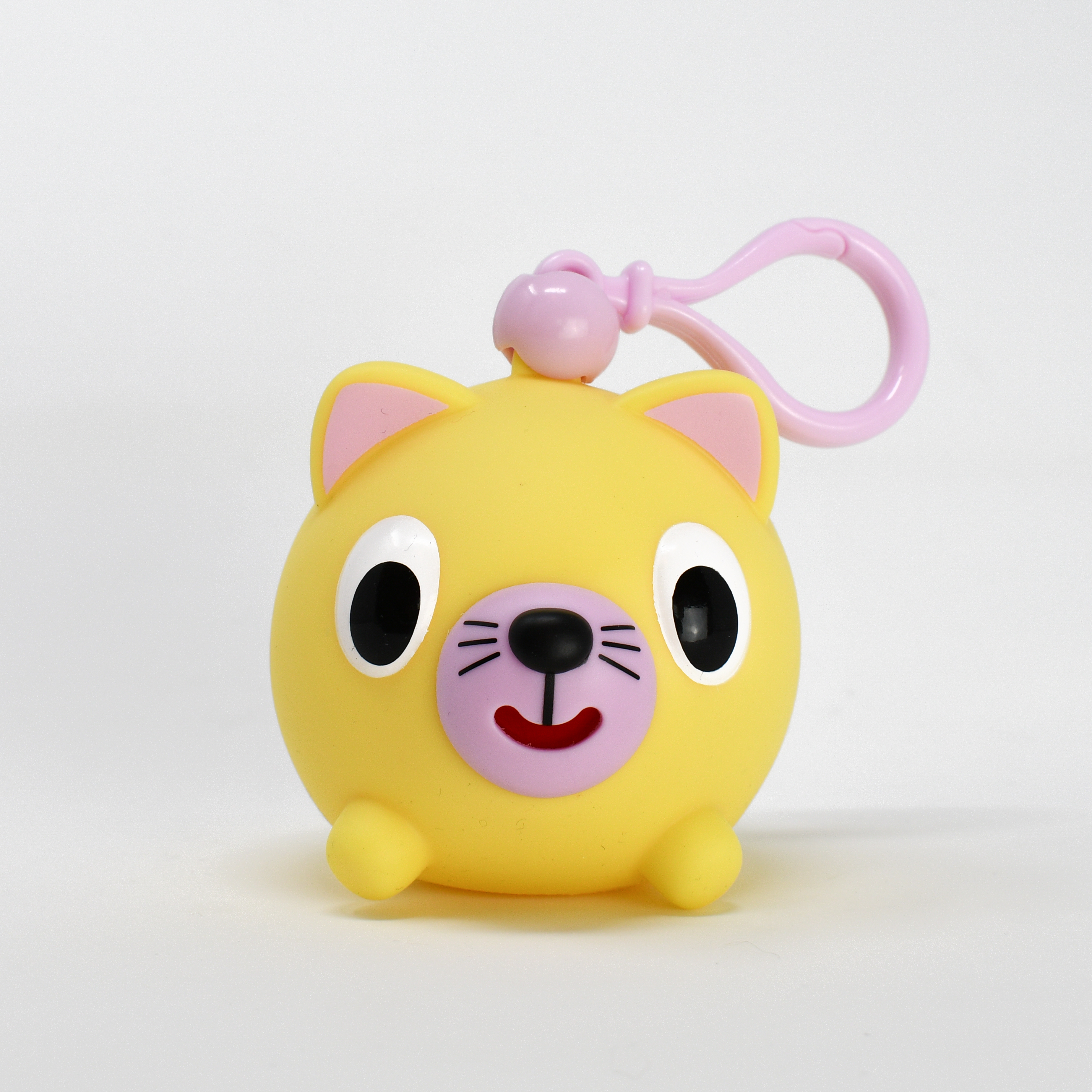 Jabber Ball Yellow Cat-1