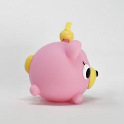 Jabber Ball Pink Bear-4