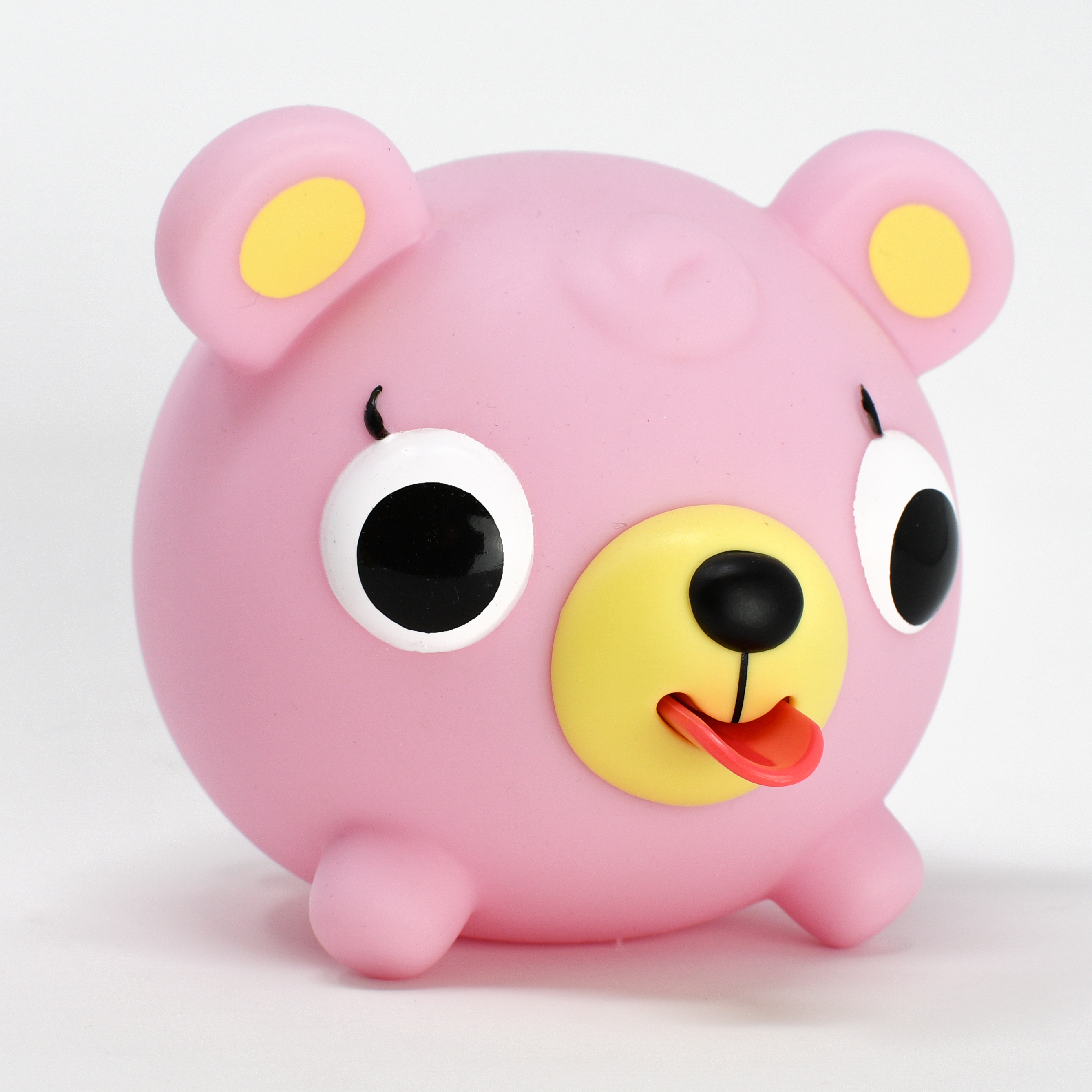 Jabber Ball Pink Bear-10