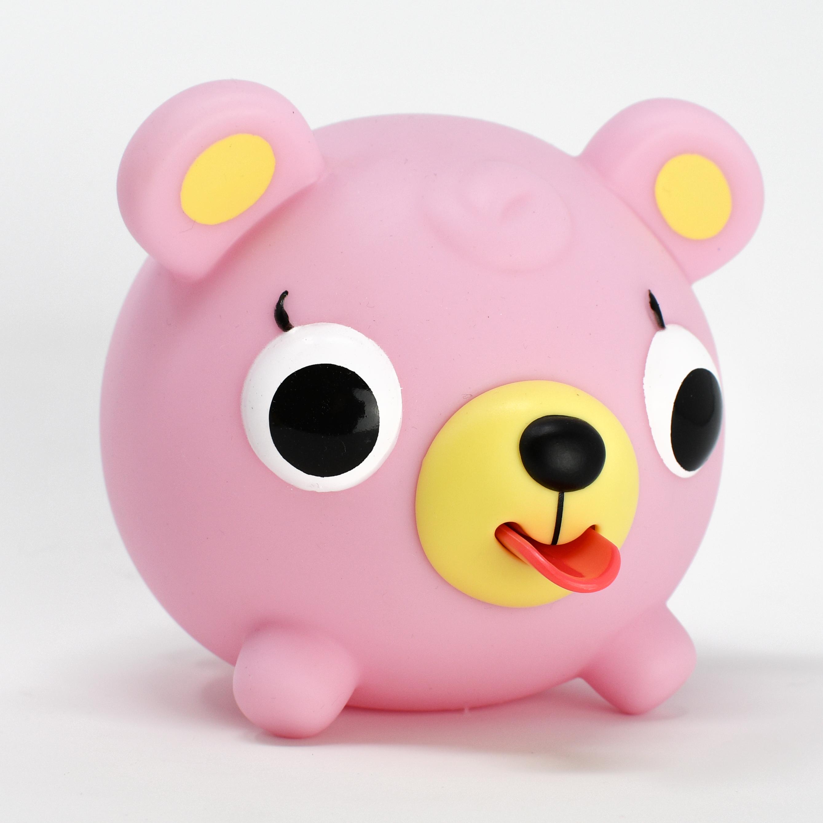 Jabber Ball Pink Bear-10