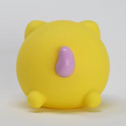 Jabber Ball Yellow Cat-3