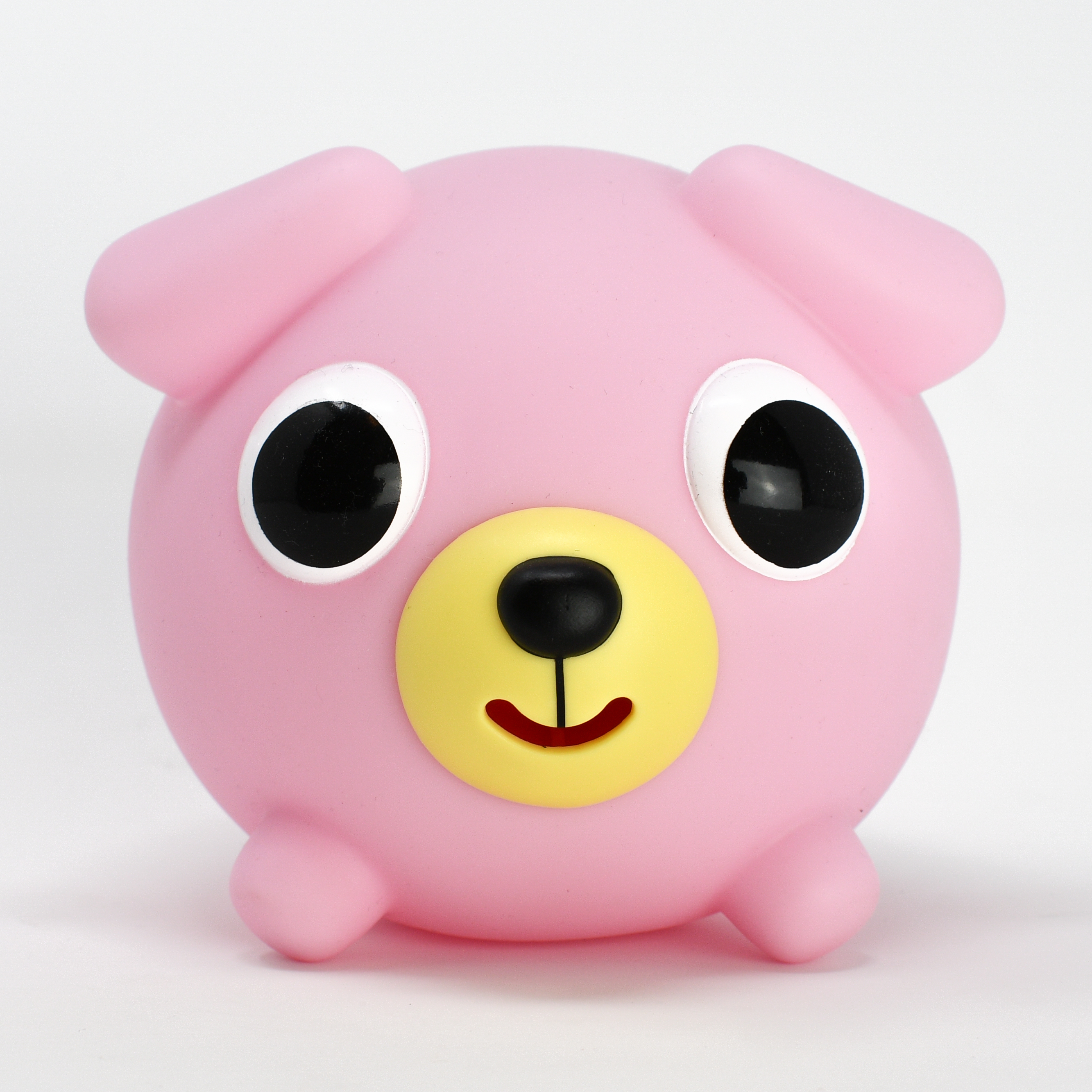 Jabber Ball Pink Dog-1