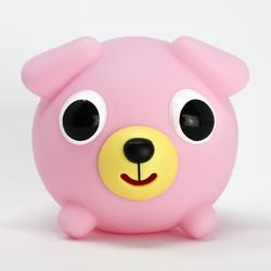 Jabber Ball Pink Dog-1