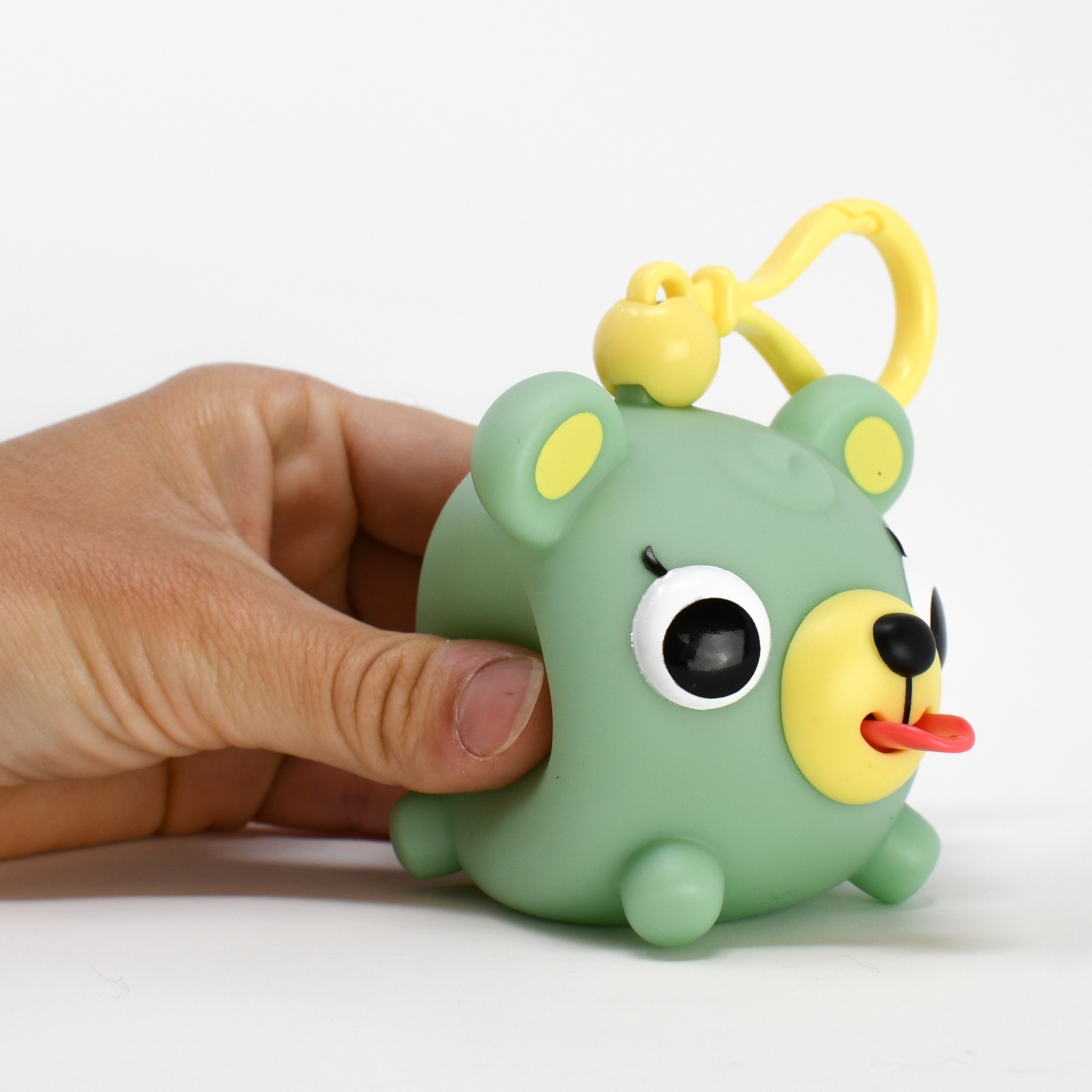 Jabber Ball Green Bear-10