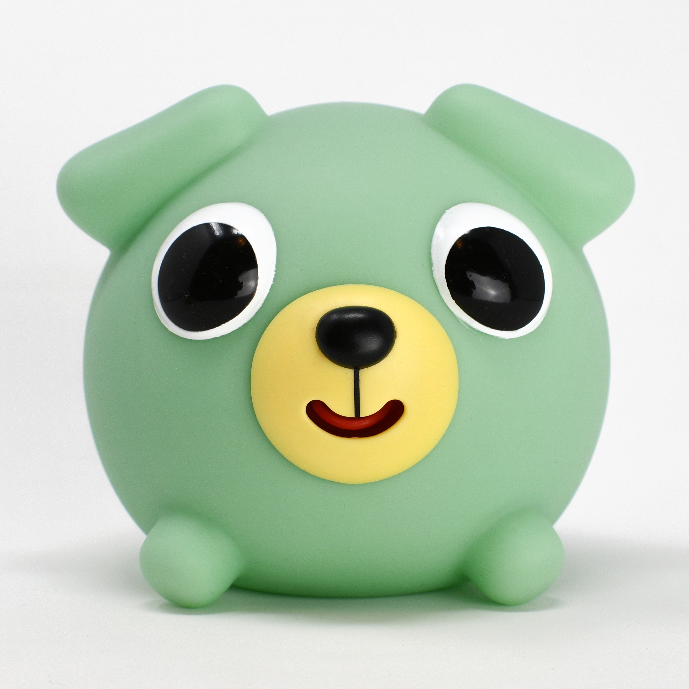 Jabber Ball Green Dog-1