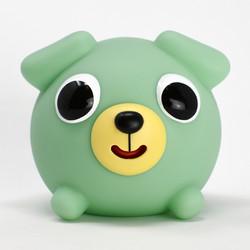 Jabber Ball Green Dog-1