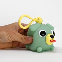 Jabber Ball Green Dog-10