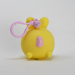 Jabber Ball Yellow Bunny-5
