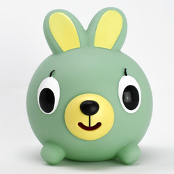 Jabber Ball Green Bunny-1