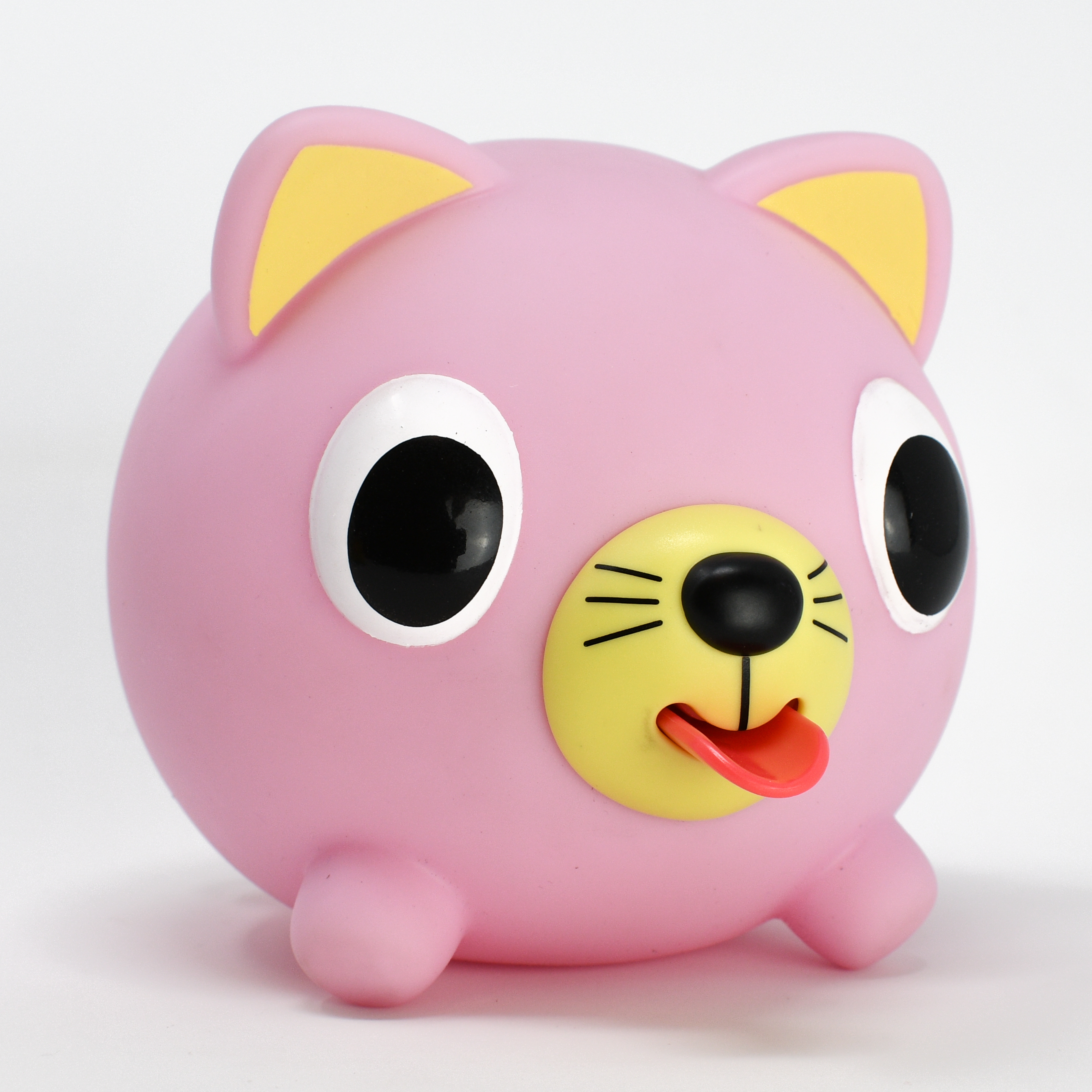 Jabber Ball Pink Cat-10