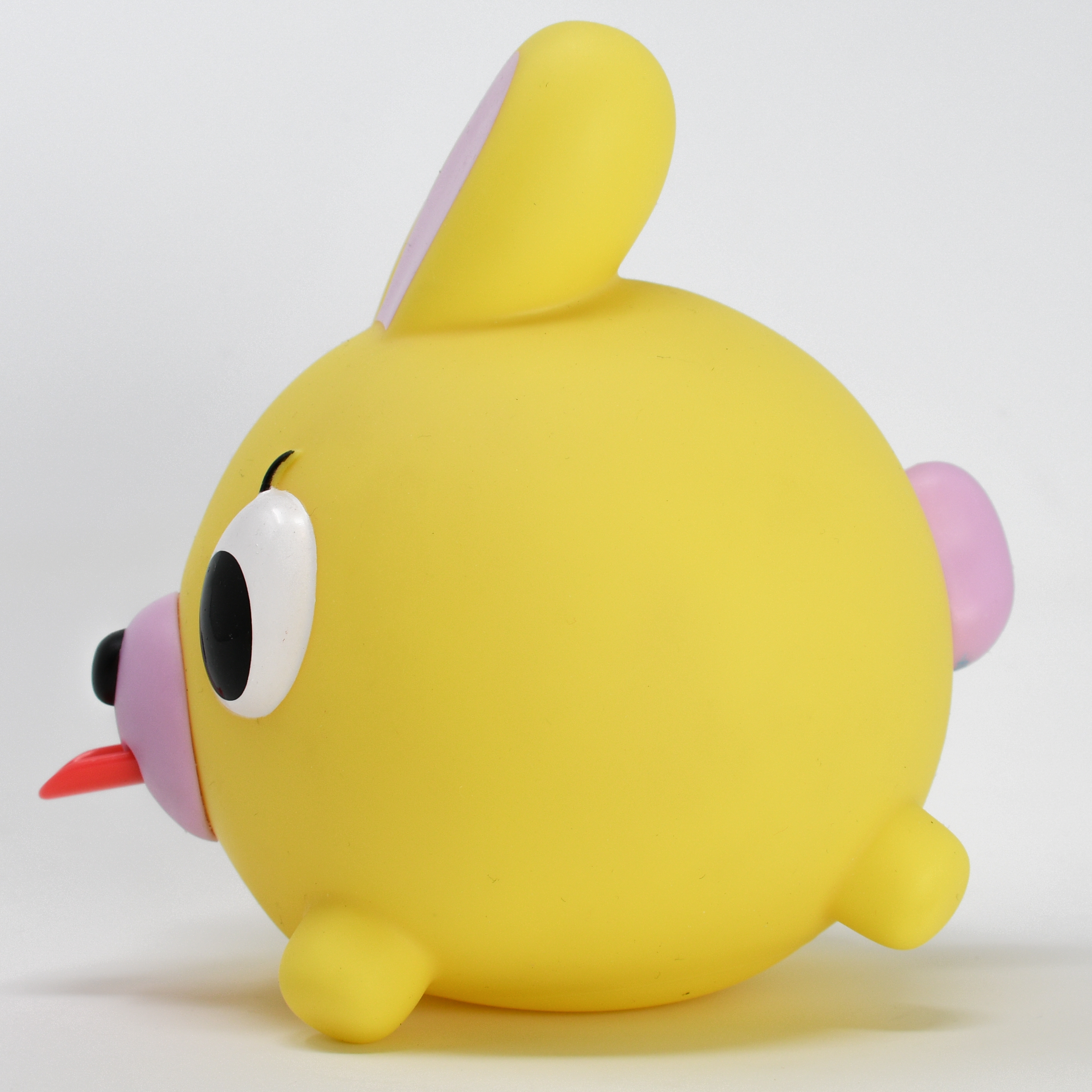 Jabber Ball Yellow Bunny-4