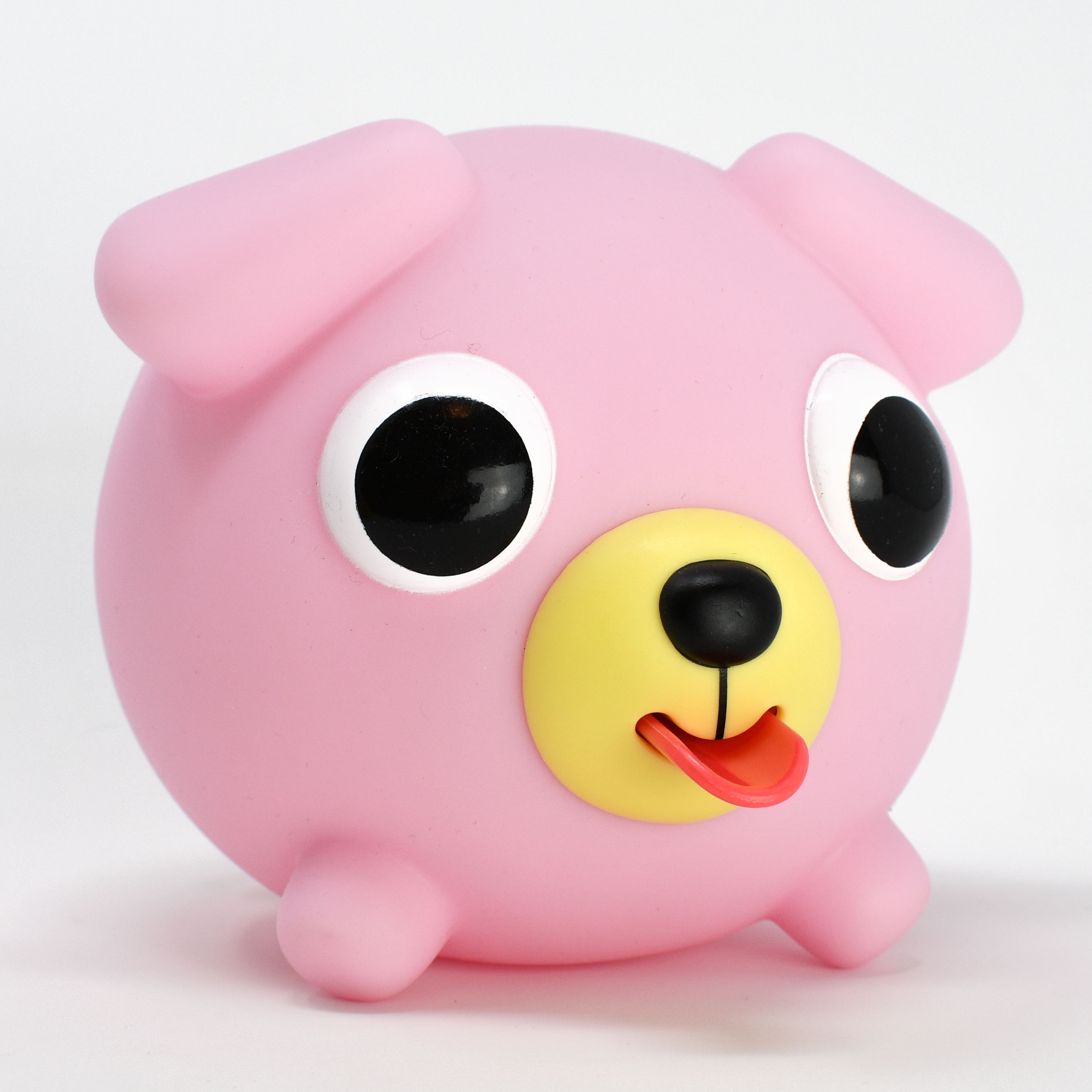 Jabber Ball Pink Dog-10