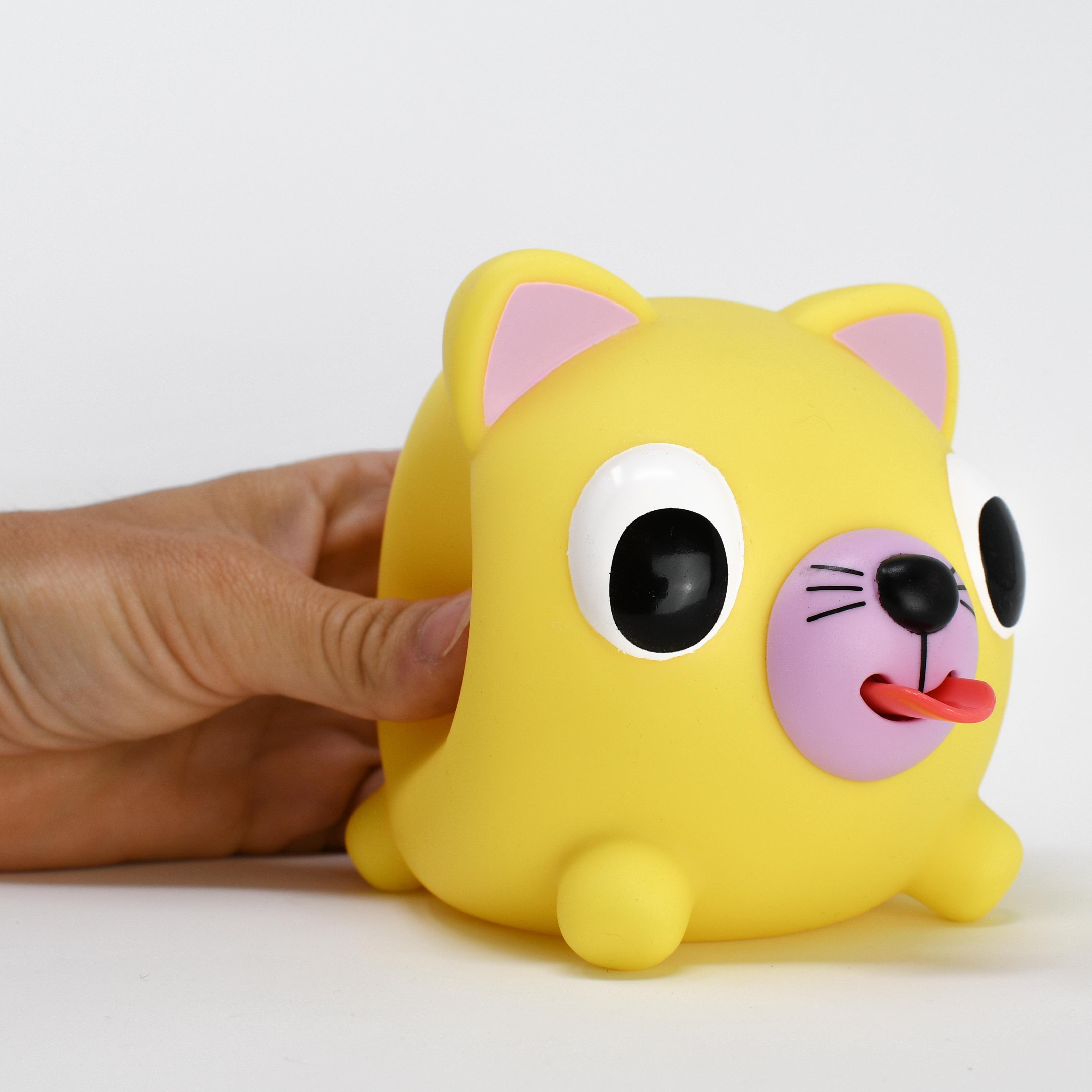 Jabber Ball Yellow Cat-6