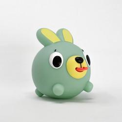 Jabber Ball Green Bunny-9