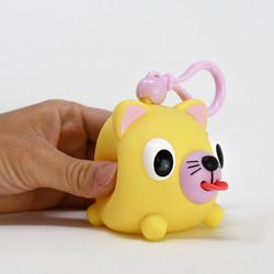 Jabber Ball Yellow Cat-10