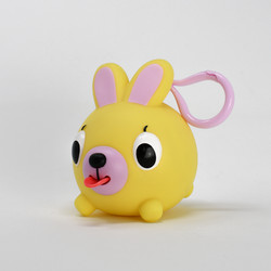 Jabber Ball Yellow Bunny-8