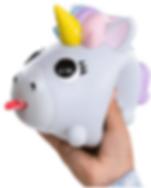 Jabber Unicorn - Internet Photo Squeezed