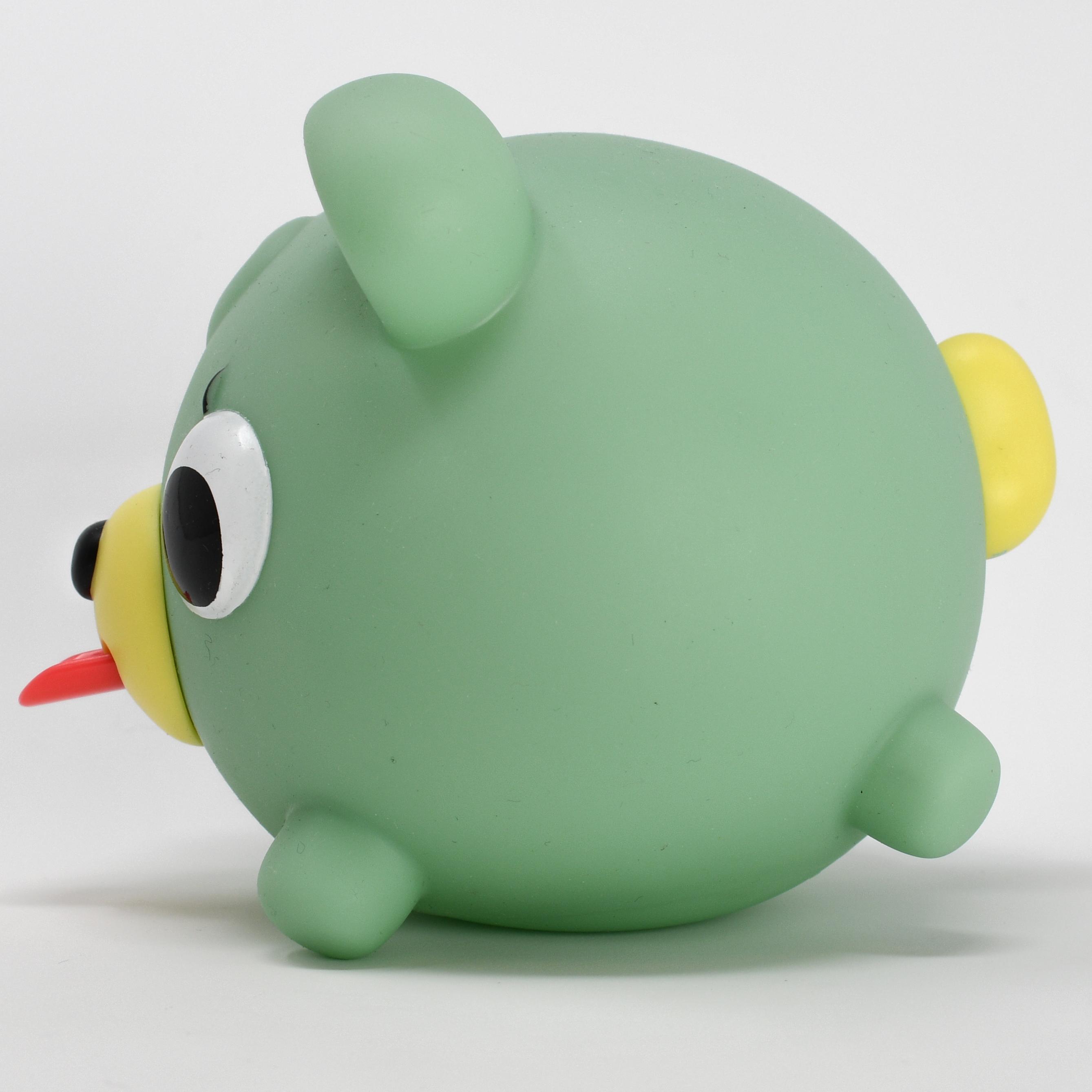 Jabber Ball Green Bear-6