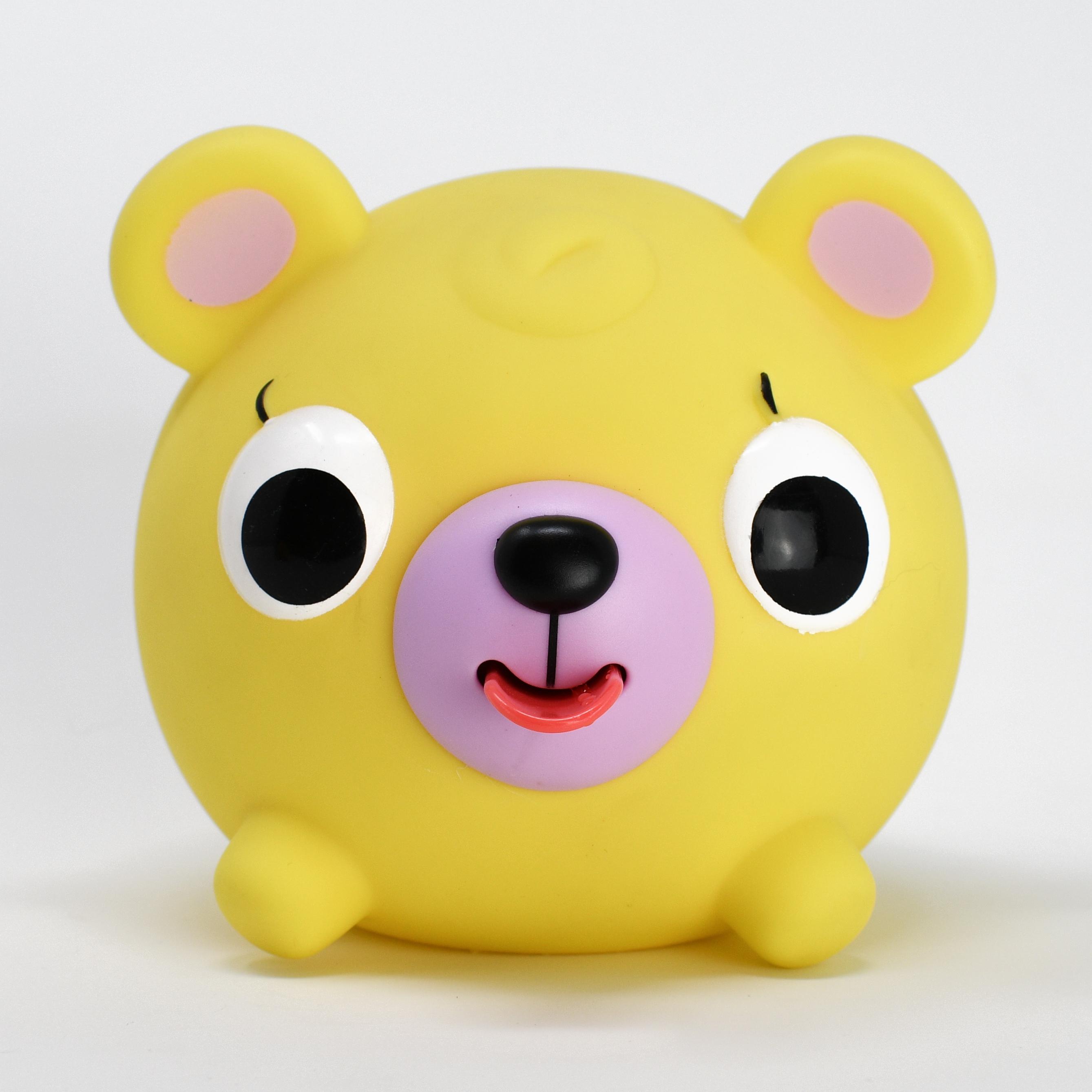Jabber Ball Yellow Bear-2
