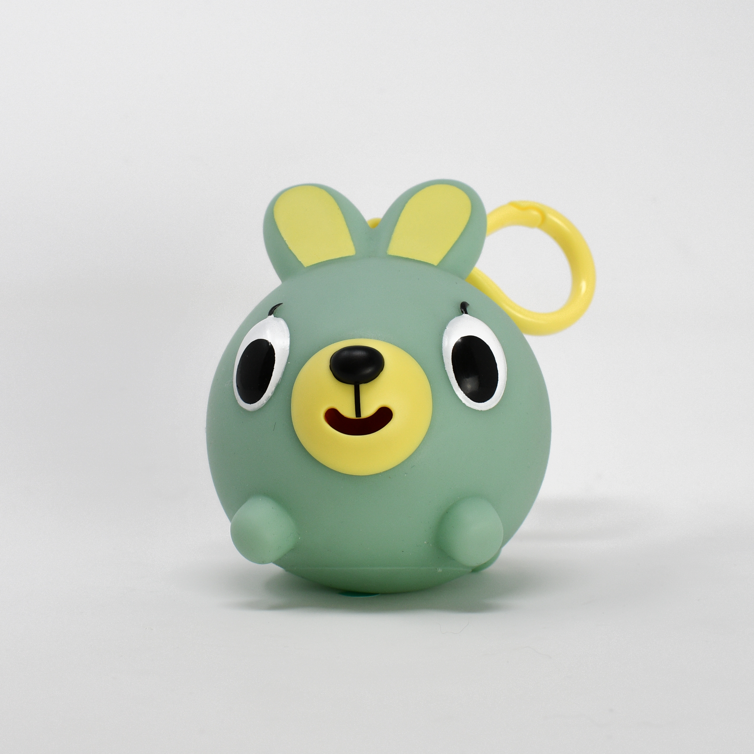 Jabber Ball Green Bunny-1