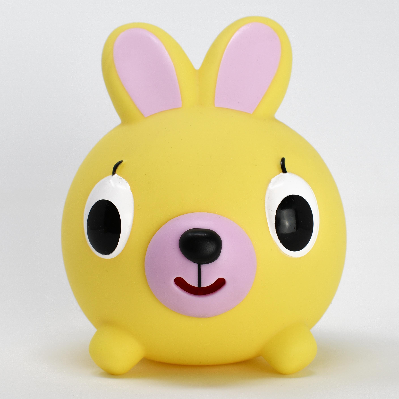 Jabber Ball Yellow Bunny-1