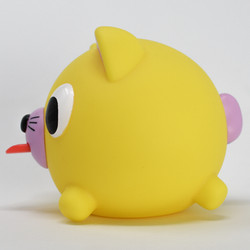 Jabber Ball Yellow Cat-4
