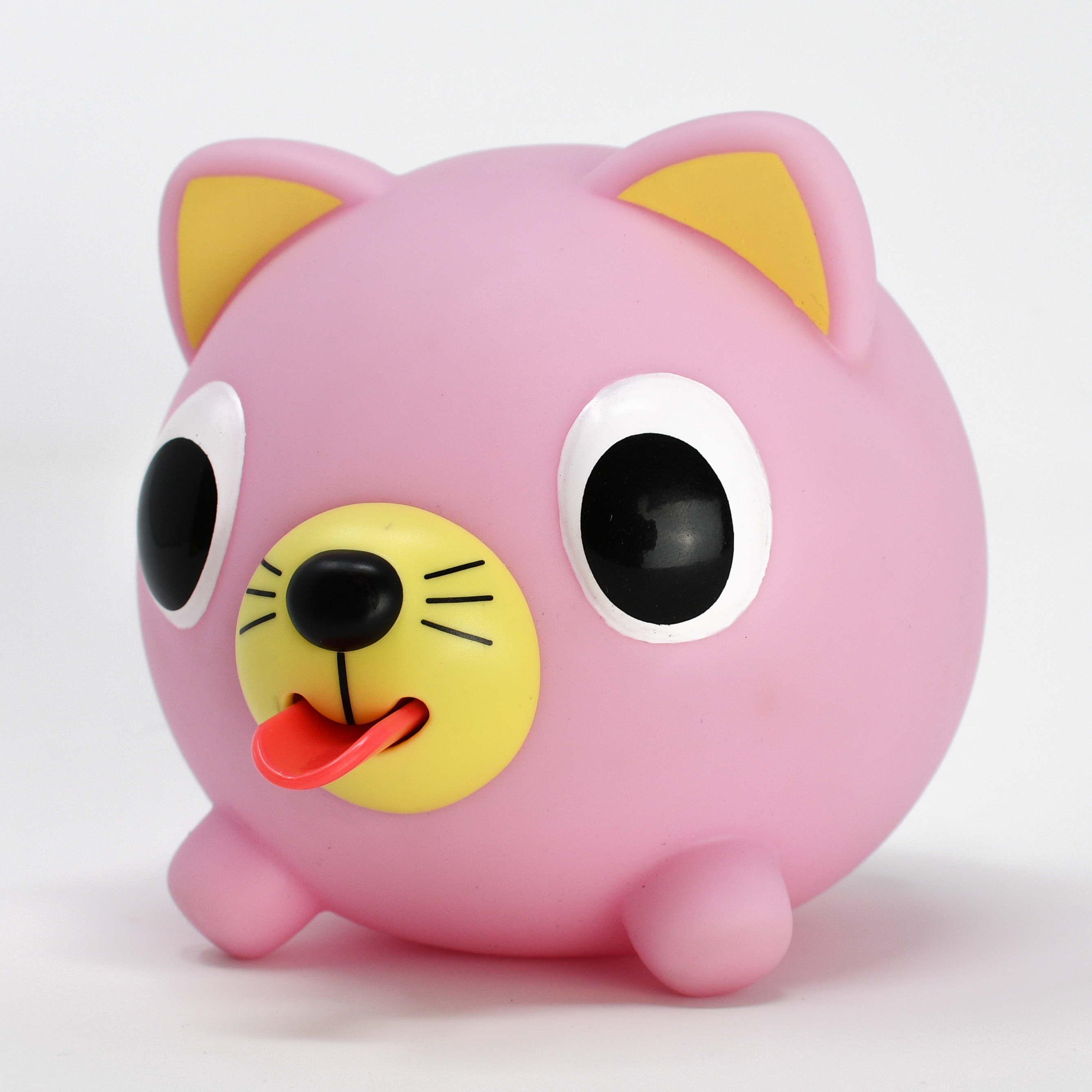 Jabber Ball Pink Cat-9