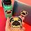 Thumbnail: Jabber Ball Pug Sticker