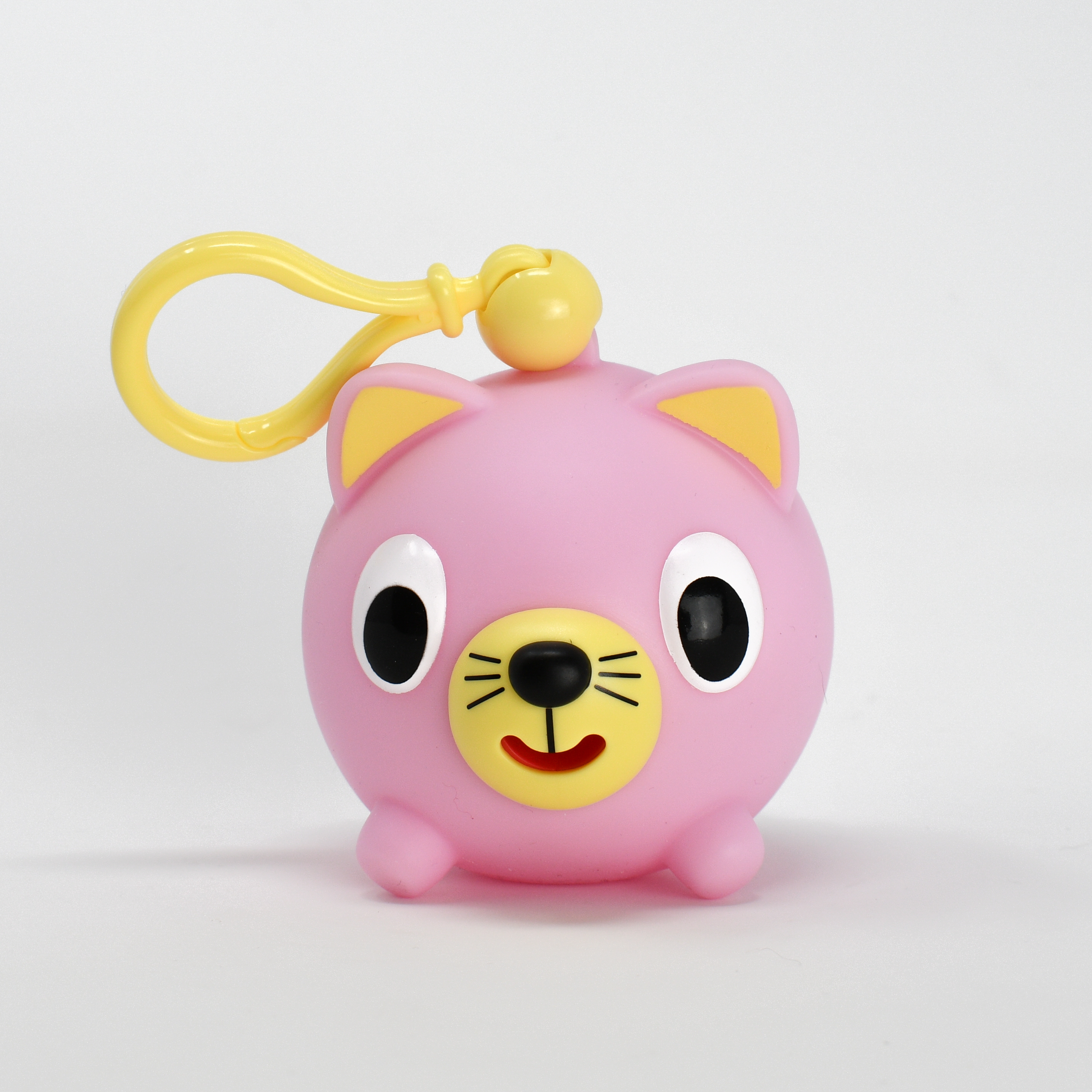 Jabber Ball Pink Cat-1