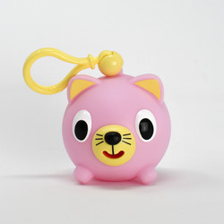 Jabber Ball Pink Cat-1