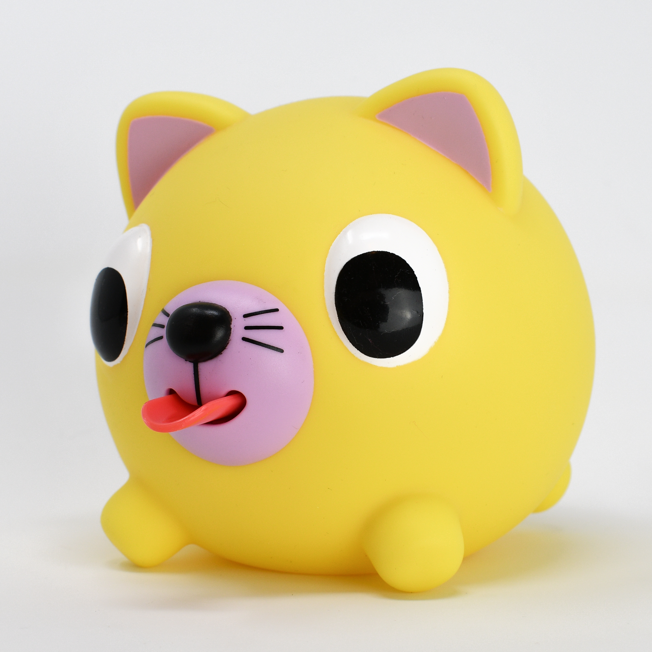 Jabber Ball Yellow Cat-9