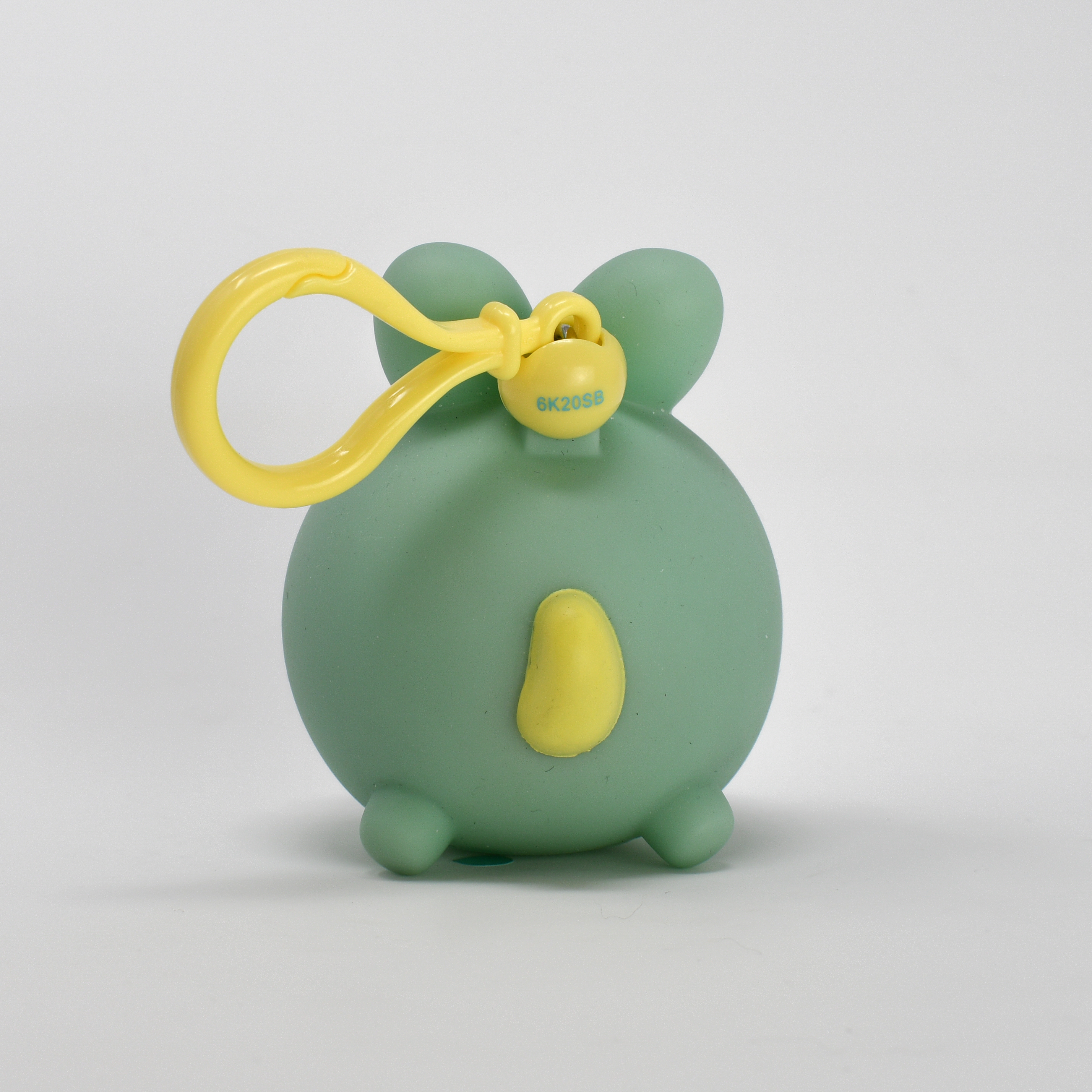Jabber Ball Green Bunny-5
