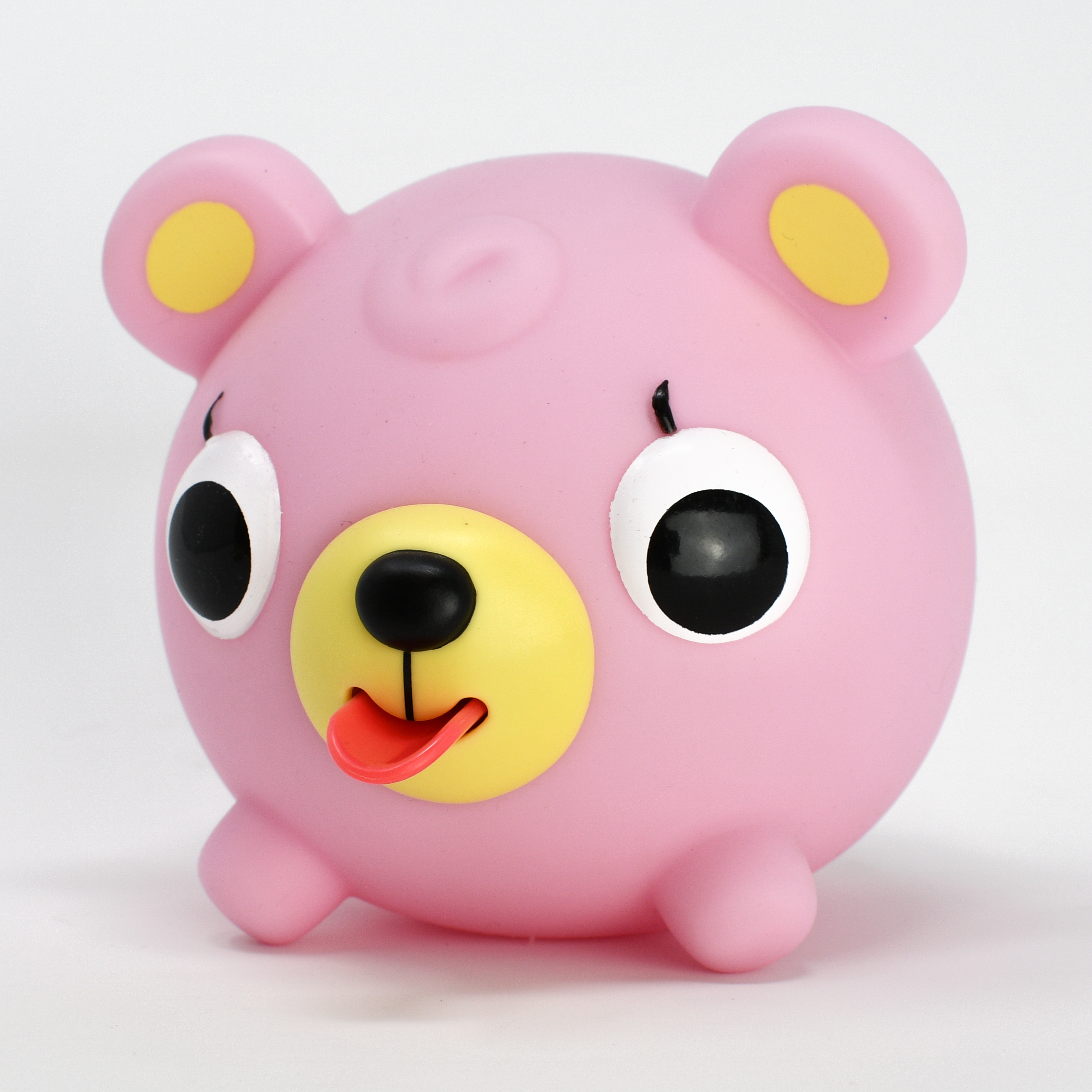 Jabber Ball Pink Bear-9