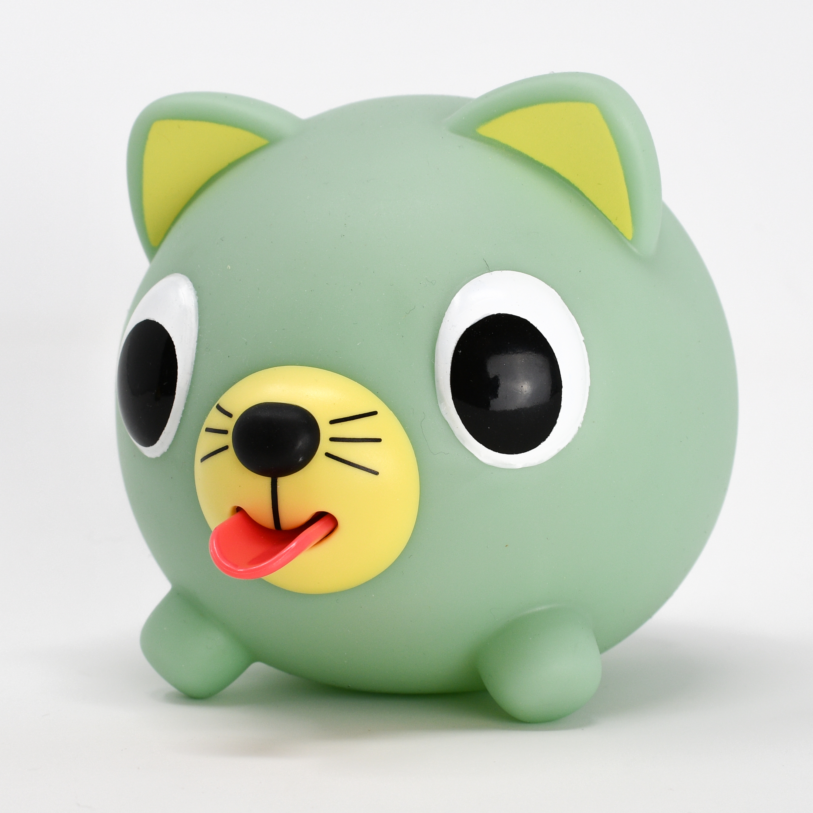 Jabber Ball Green Cat-8