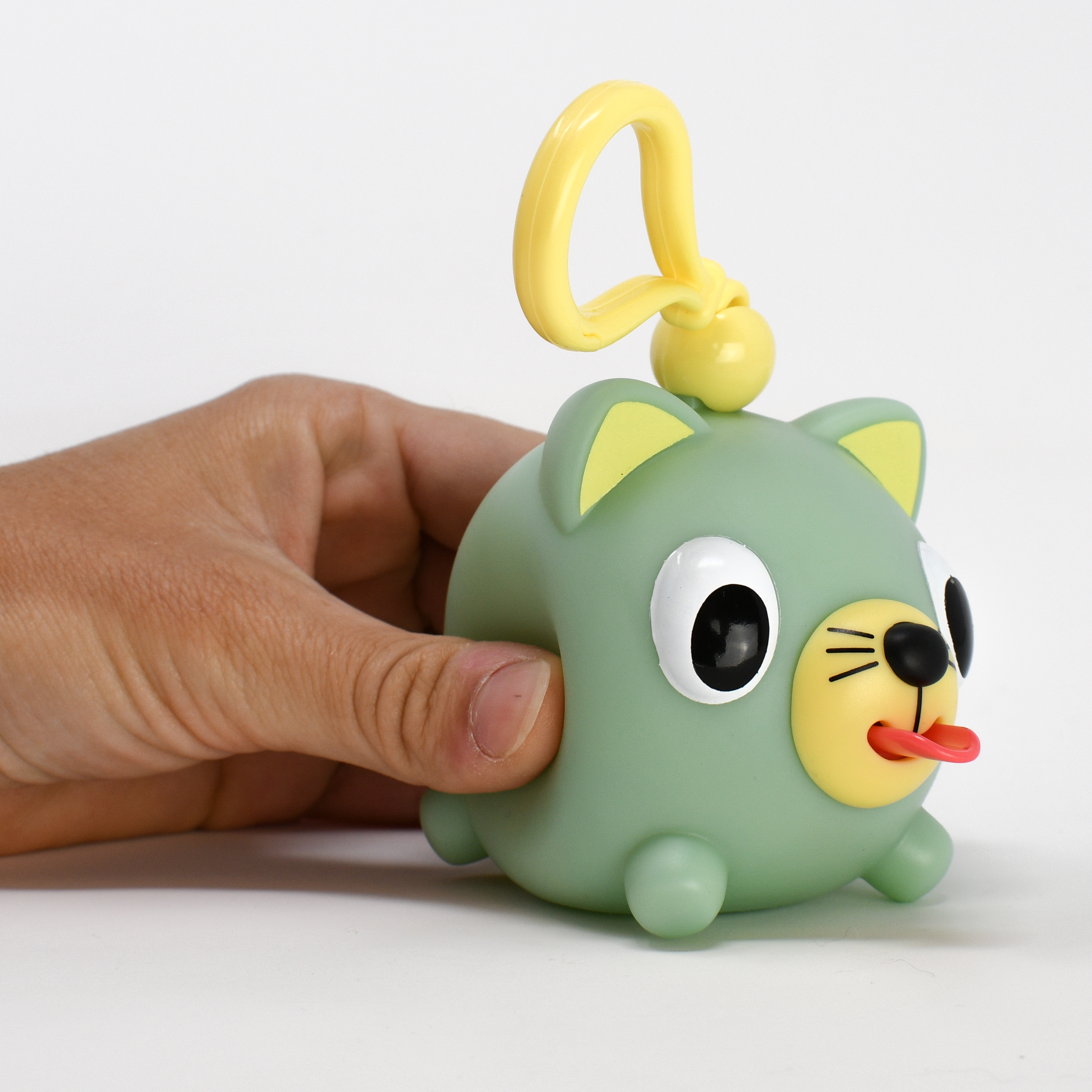 Jabber Ball Green Cat-10