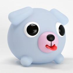 Jabber Ball Blue Dog-9