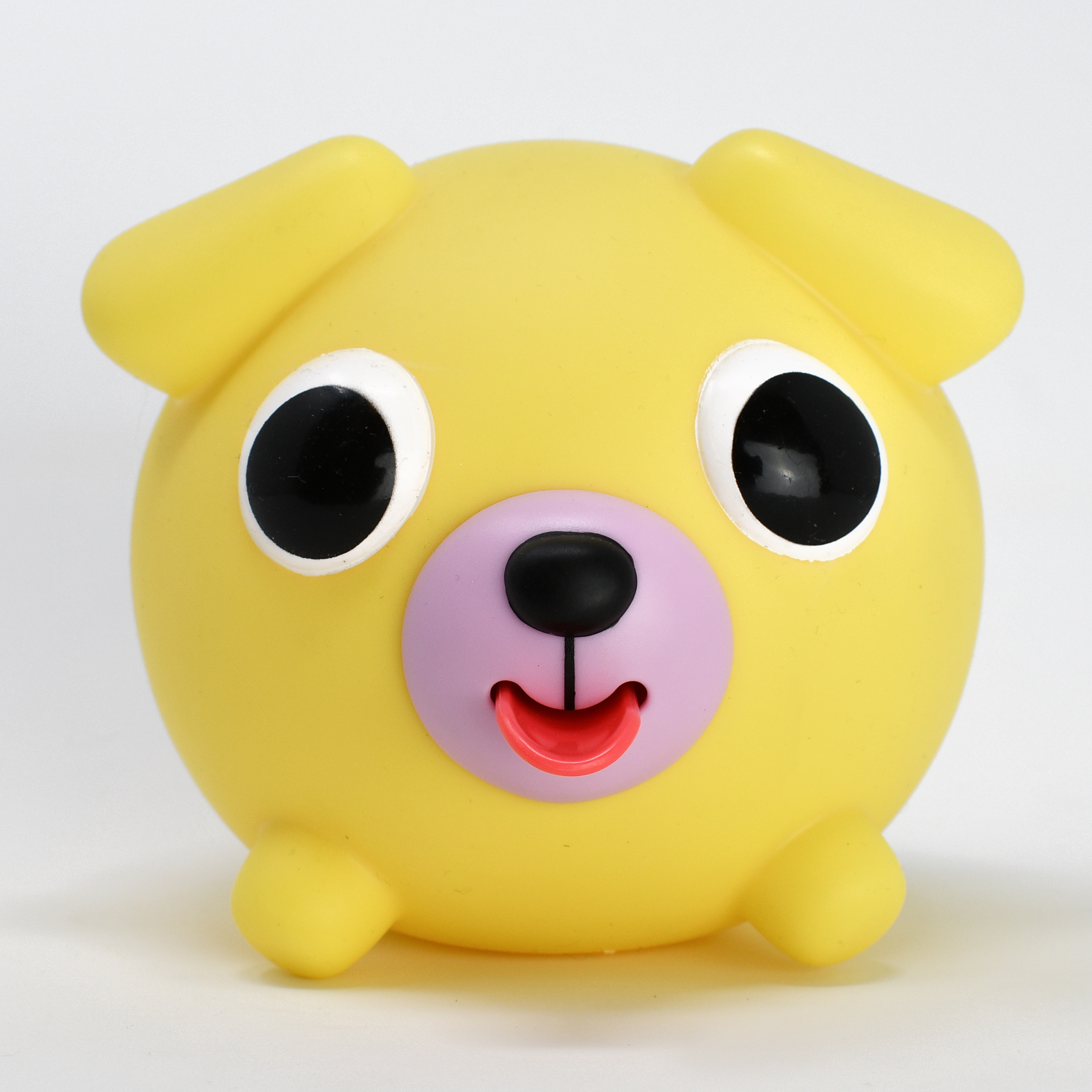 Jabber Ball Yellow Dog-2