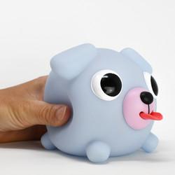 Jabber Ball Blue Dog-10