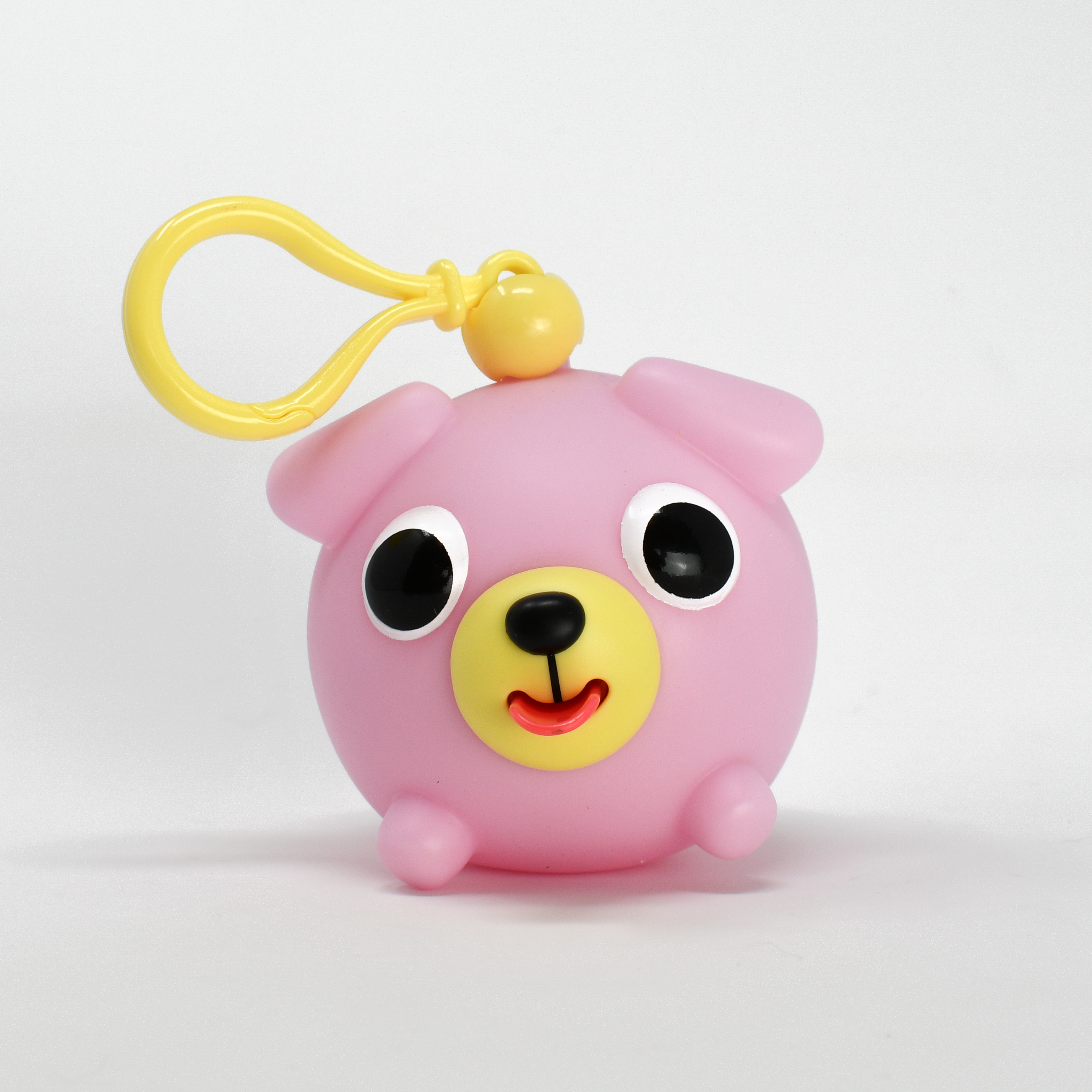 Jabber Ball Pink Dog-2