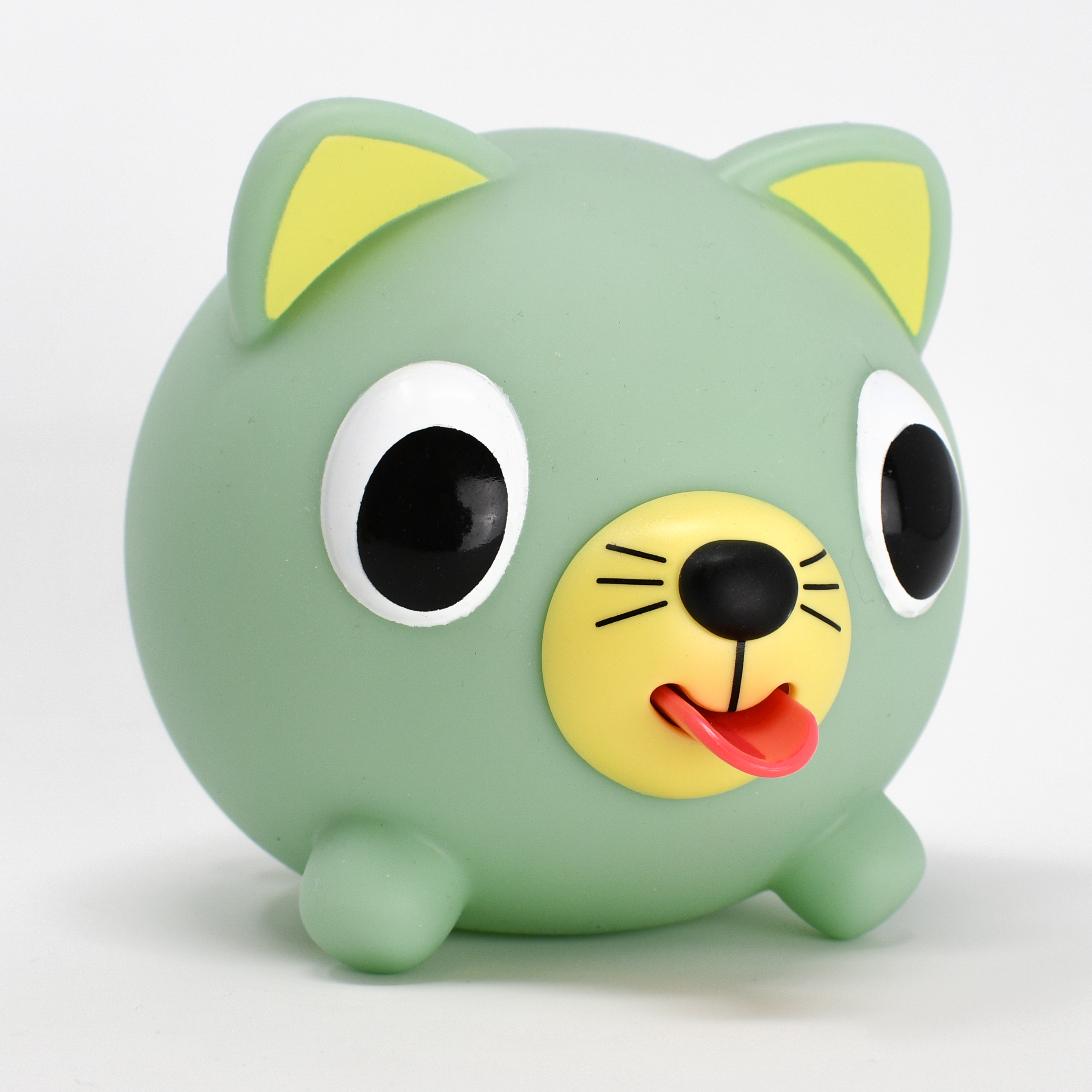 Jabber Ball Green Cat-9