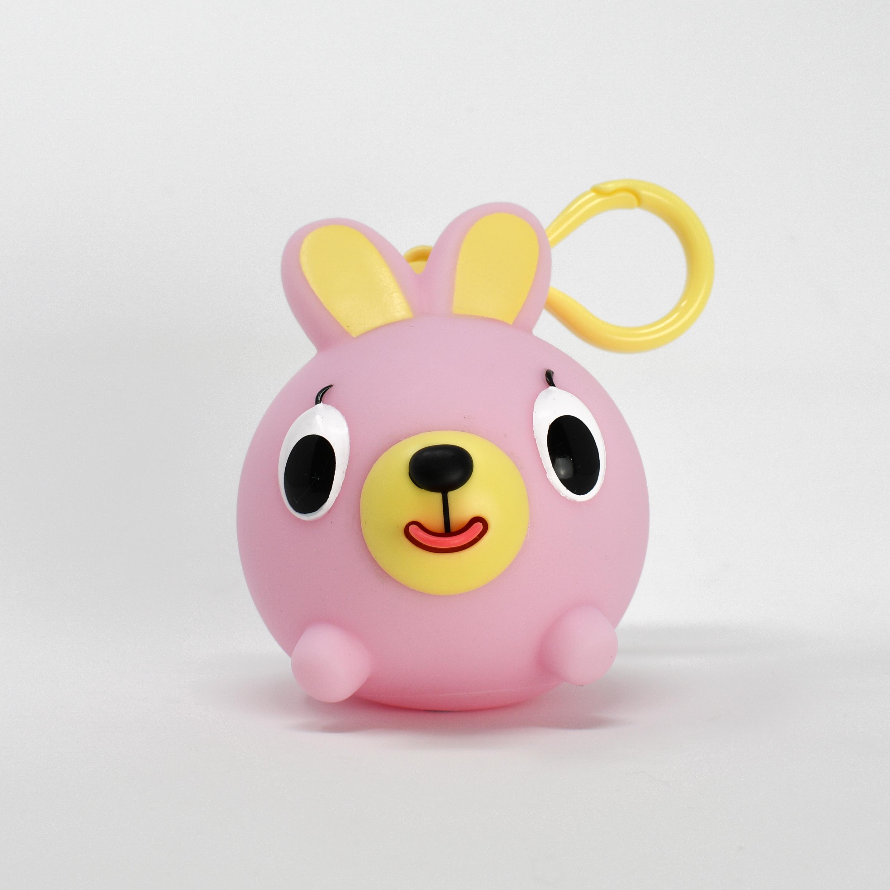 Jabber Ball Pink Bunny-2