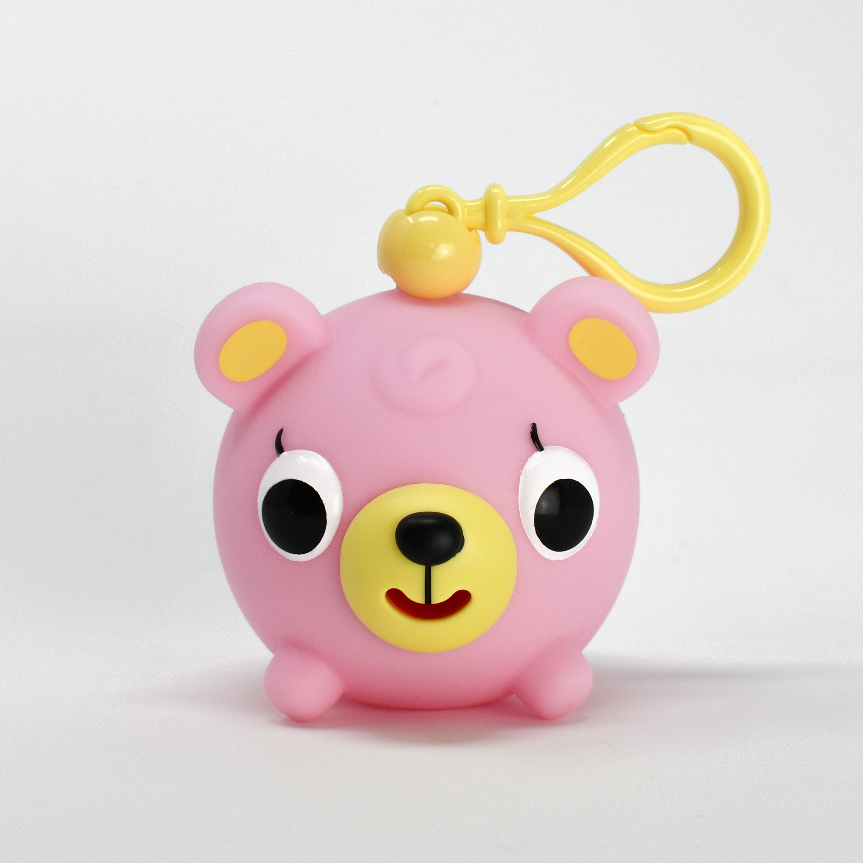 Jabber Ball Pink Bear-1