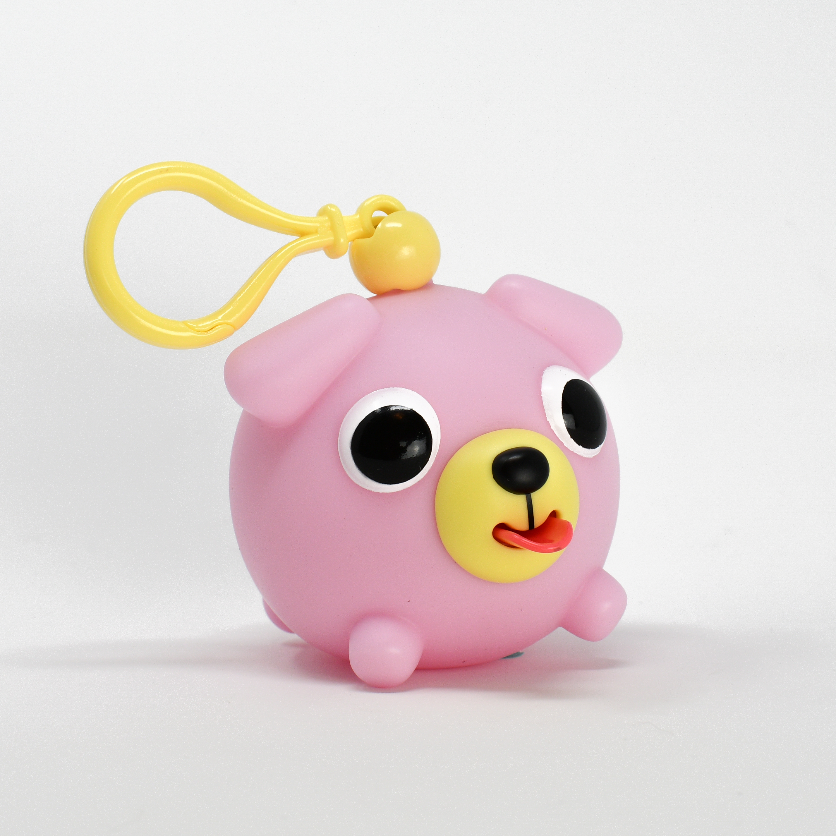 Jabber Ball Pink Dog-9