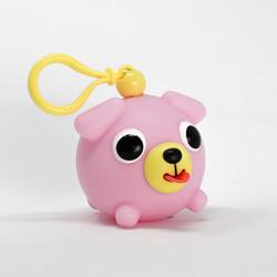 Jabber Ball Pink Dog-9