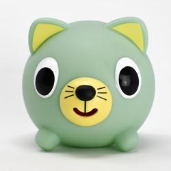 Jabber Ball Green Cat-1