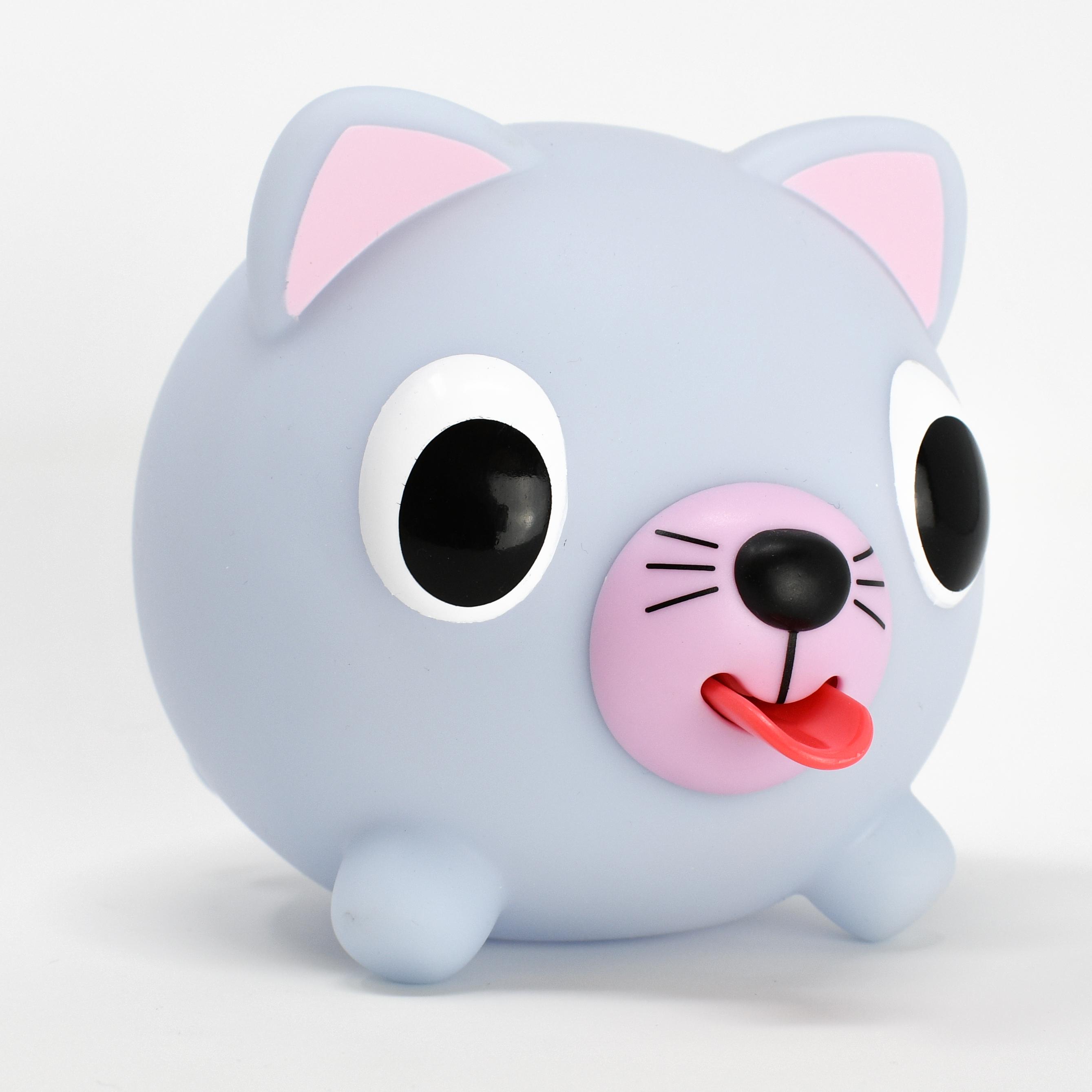 Jabber Ball Blue Cat-9